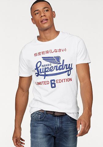 SUPERDRY Marškinėliai »LIMITED ICARUS TEE«
