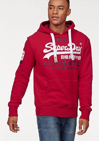 SUPERDRY Sportinis megztinis su gobtuvu »VINTAG...
