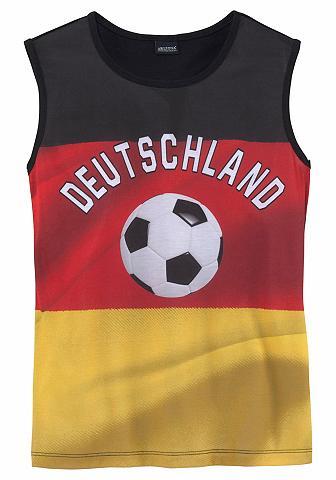 ARIZONA Marškinėliai be rankovių »Fußball«