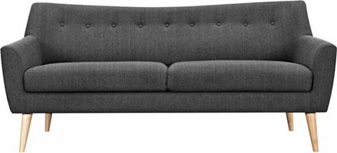 HOME AFFAIRE Trivietė sofa »Mirko«