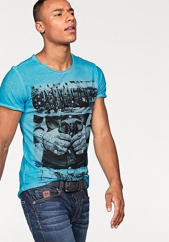 KEY LARGO Marškinėliai »NEW YORK«