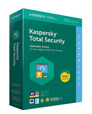 Software » Total Security (Code in a B...