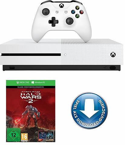 XBOX ONE S 1TB + Halo Wars 2 (DLC) 4K Ultra HD