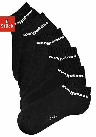 Kangaroos Trumpos kojinės (6 vienetai)...