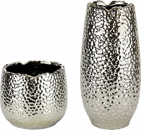 »Keramik-Vasen« (2 vnt. rinkinys)