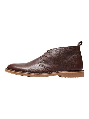 Chukka- Odiniai ilgaauliai batai