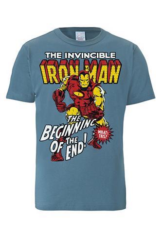 Marškinėliai »Iron Man Logo - Marvel«