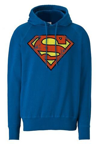 Megztinis su gobtuvu »Superman«