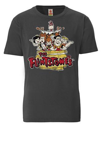 Marškinėliai »Familie Feuerstein«