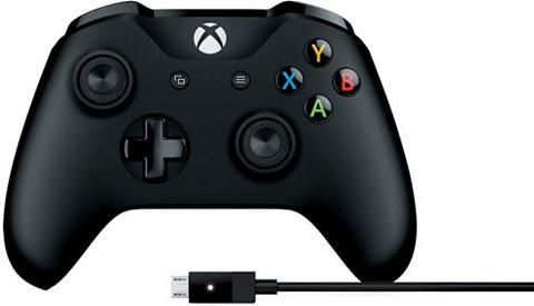 MICROSOFT ® Xbox Žaidimų valdymo pultas + kabeli...