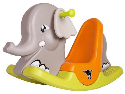 BIG Supuoklės » Rocking Elephant«