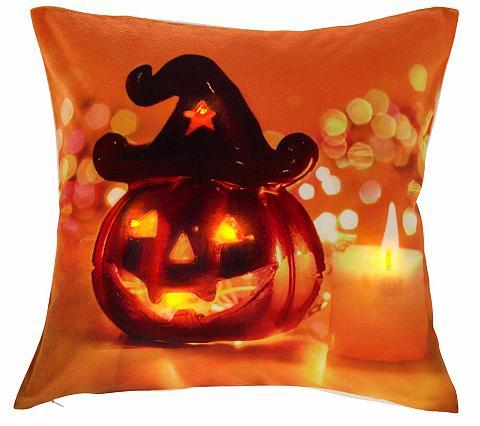 MY HOME LED-pagalvės užvalkalas »Pumpkin/Kürbi...