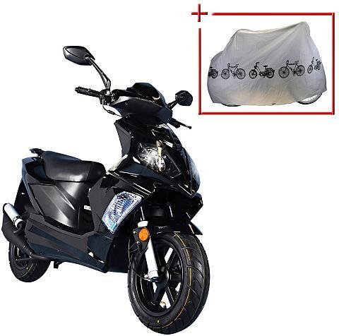 Motorroller »Tempesta 50 ccm«
