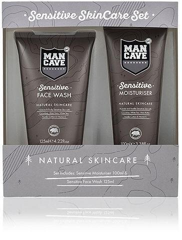 MANCAVE Man Cave »Sensitive Skincare rinkinys«...