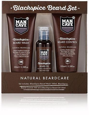 MANCAVE Man Cave »Blackspice Beard rinkinys« a...