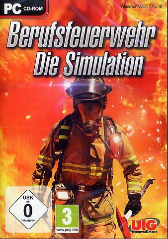 Berufsfeuerwehr Die Simulation »PC«