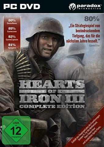 Hearts of Iron 3 Complete Edition (Ham...