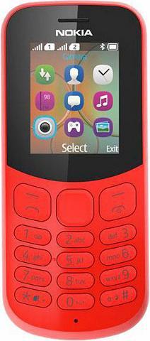 NOKIA 130 Dual SIM Mobilusis telefonas (46 c...