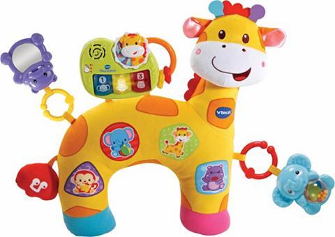 VTECH Žaislinė pagalvėlė »Giraffenkissen«