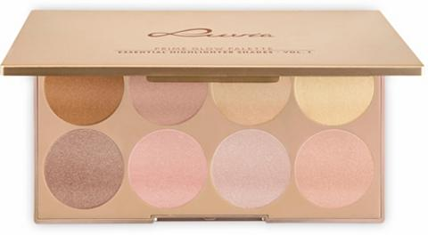 LUVIA COSMETICS Highlighter-Palette