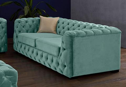 GUIDO MARIA KRETSCHMER HOME & LIVING GMK & Living Dvivietė sofa »Kalina« su...