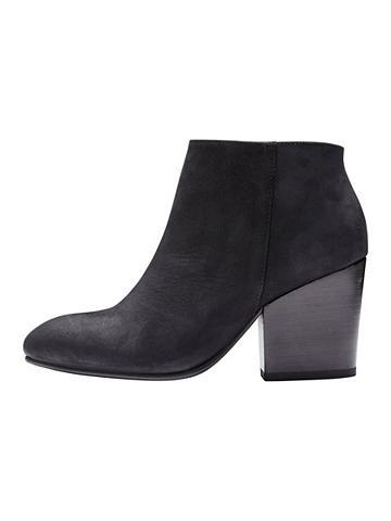 Nubuk- Odiniai ilgaauliai batai