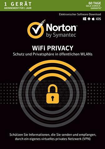 NORTON WiFi Privacy »1 Benutzer 1 Gerät«