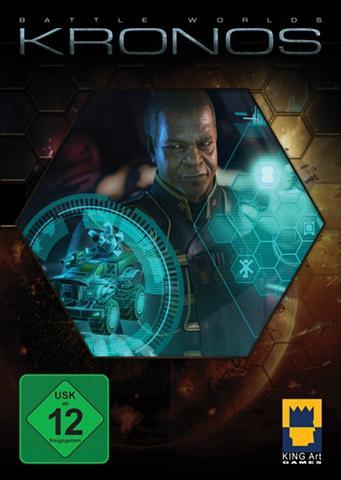 CRIMSON COW PC - Spiel »Battle Worlds: Kronos«