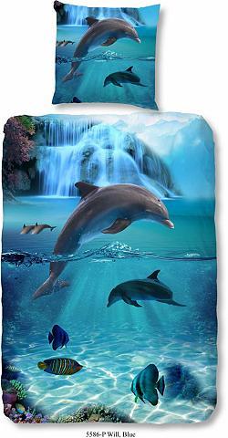 Vaikiška patalynė »Flipper« su Delfinm...