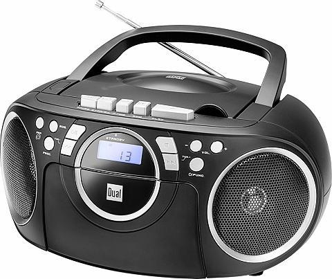 DUAL »P71« Boombox (FM-Tuner 3 Watt)
