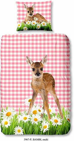 GOOD MORNING Vaikiška patalynė »Bambi« su Bambimoti...