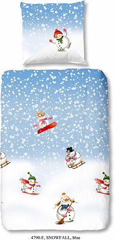 Vaikiška patalynė »Snowfall« in Schnee...