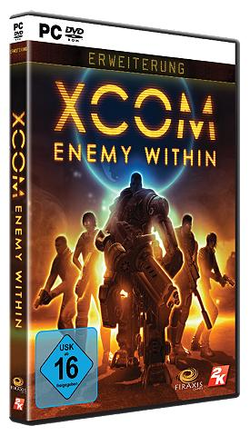 X-Com Enemy Within »PC«