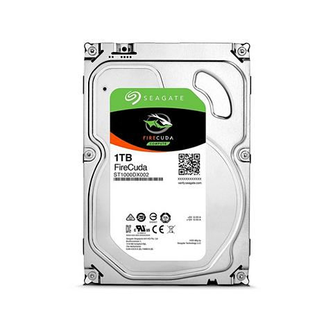 SEAGATE Fire Cuda Desktop SSHD 1 TB »ST1000DX0...