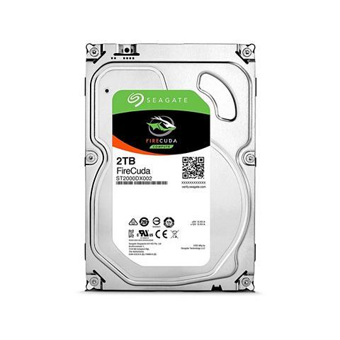 SEAGATE Fire Cuda Desktop SSHD 2 TB »ST2000DX0...