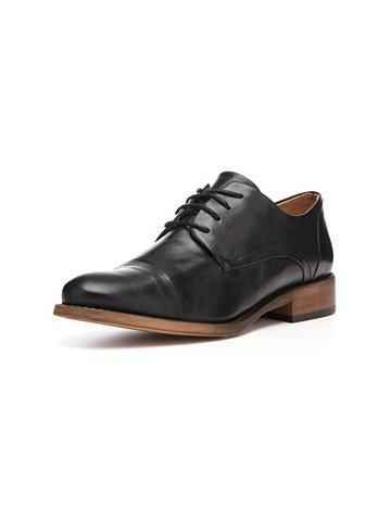 Elegantiškas Zehenkappen- Derby-Schuhe...