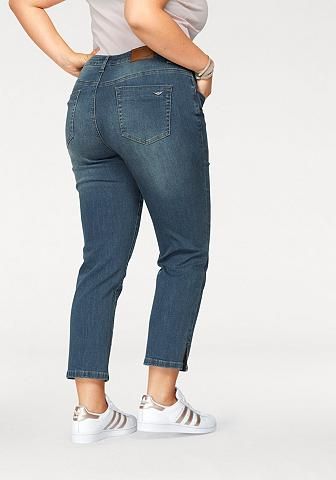ARIZONA 7/8 ilgio džinsai »seitliche skeltukas...