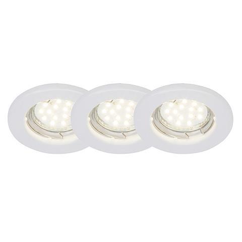 BRILLIANT LEUCHTEN Classic LED Įmontuojamas šviestuvas 3x...