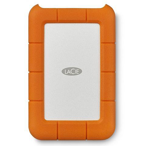 LACIE Rugged USB-Type-C externe Kietas diska...