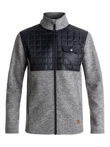 Funktionelles Zip-Up fliso »Into The W...