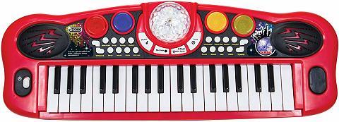 SIMBA Spielkeyboard »My Music World Disco Ke...