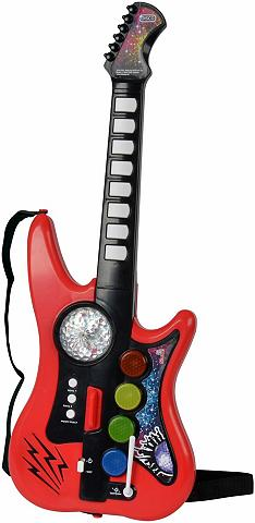 SIMBA Spielgitarre »My Music World Disco Git...