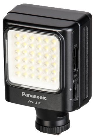 PANASONIC Kameros apšvietimas »VW-LED1E LED Vide...