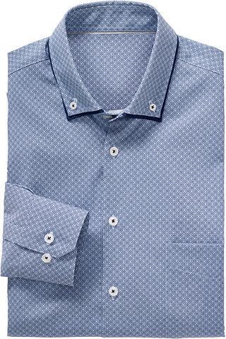 Marškiniai ilgomis rankovėmis su Butto...