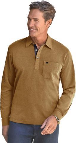 Marškinėliai ilgomis rankovėmis su Pol...