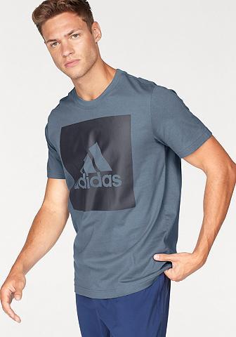 ADIDAS PERFORMANCE Marškinėliai »ESSENTIALS BIG Dėžutė LO...