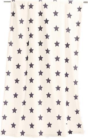 Irisette Wohndecke »Mene« su Sternen