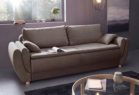 PLACES OF STYLE Sofa-lova su spyruokliniu čiužiniu »La...