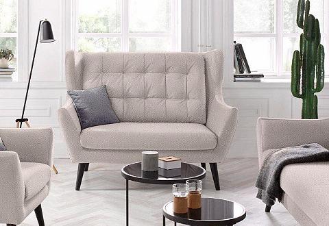 ANDAS Dvivietė sofa »Hemmink«