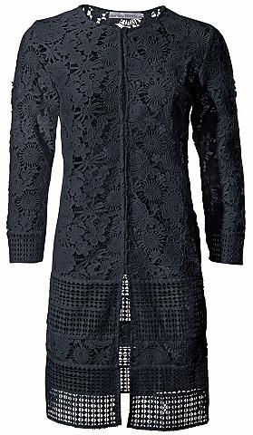heine TIMELESS Nėriniuotas paltas su Blumendessin